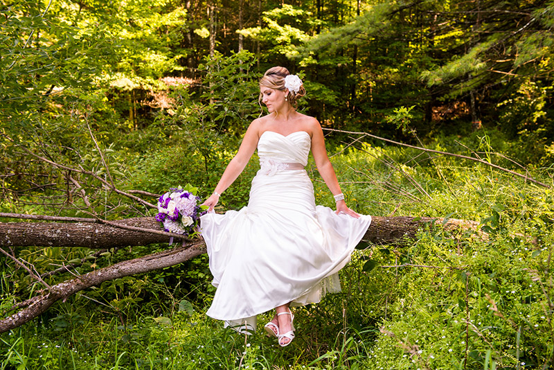 Upstate New York Bridal Makeup