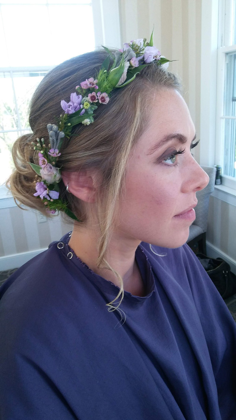 Hildene Vt Bridal Makeup